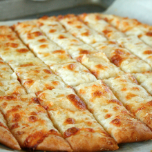 Cheese Bread Sticks